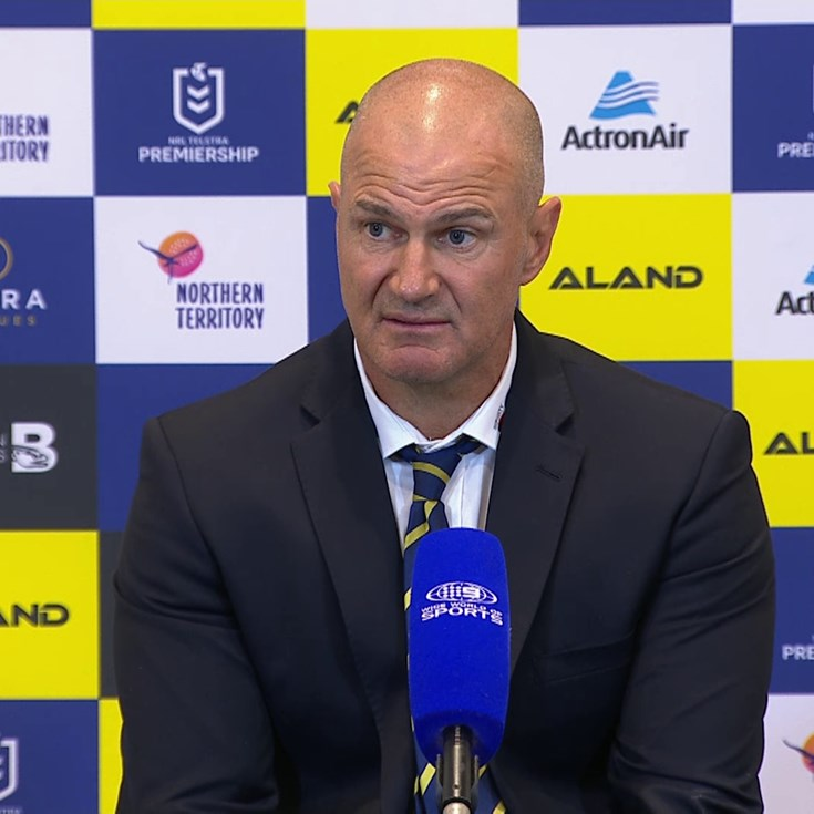 Post Match Press Conference: Brad Arthur, Round 19