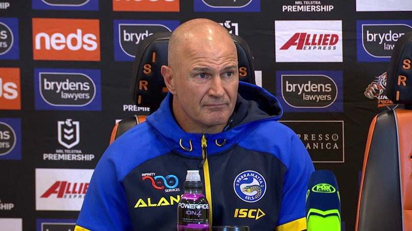 Post Match Press Conference: Brad Arthur, Round 20