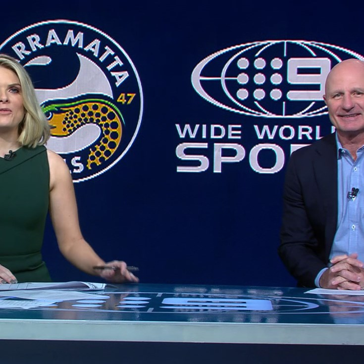 Sterlo's Parra Review: Wests Tigers v Eels, Round 20