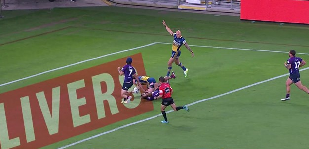 Electric play from Jennings and Ferguson creates a try for Gutherson