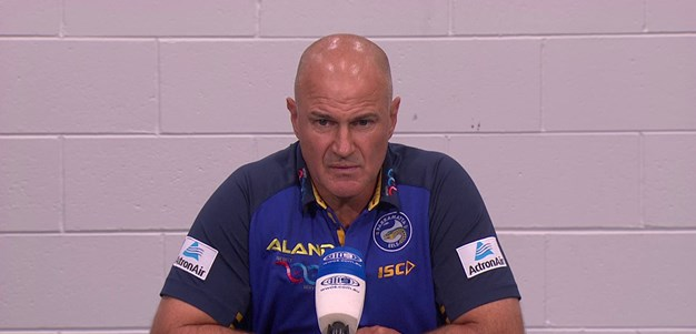 Post Match Press Conference: Brad Arthur, Finals Week 1