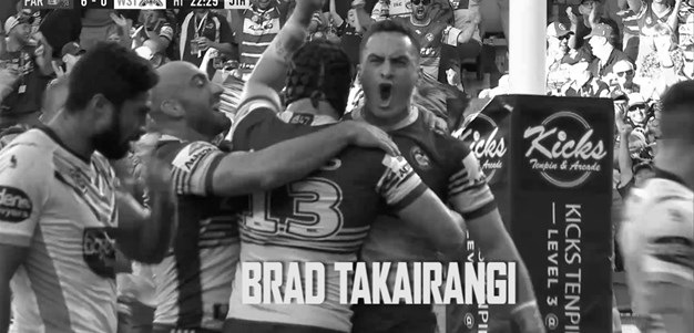 Wishing our departing Eels all the best
