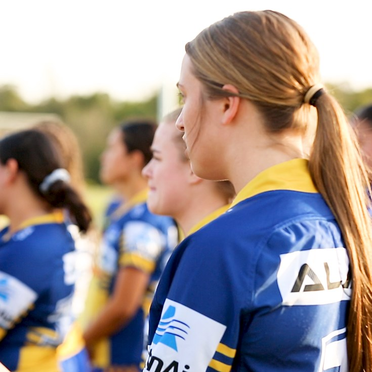 Eels women step up in size