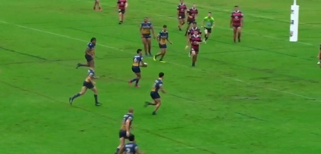 Parra Eels Juniors Round 2 Best Moments