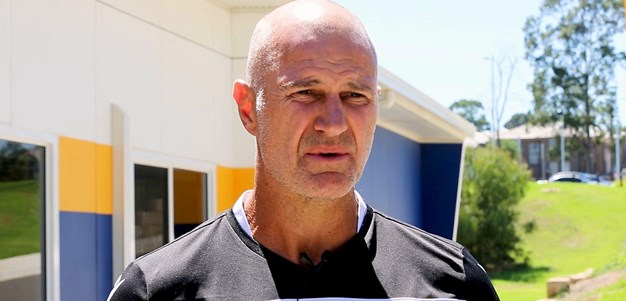 Brad Arthur talks ahead of NRL trial