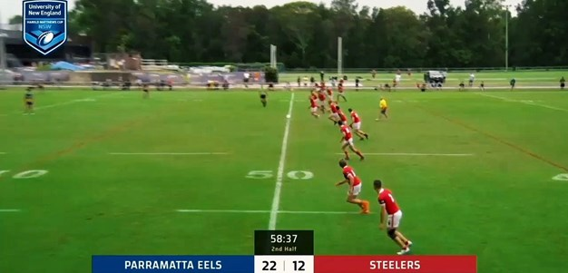 Parra Eels Juniors Round 4 Best Moments