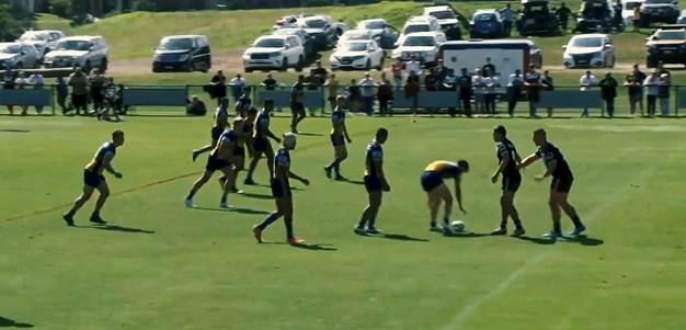 2021 Eels Juniors Round 5 Best Moments