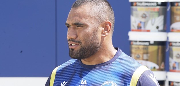 Paulo: I've set myself a goal to play under 120kg