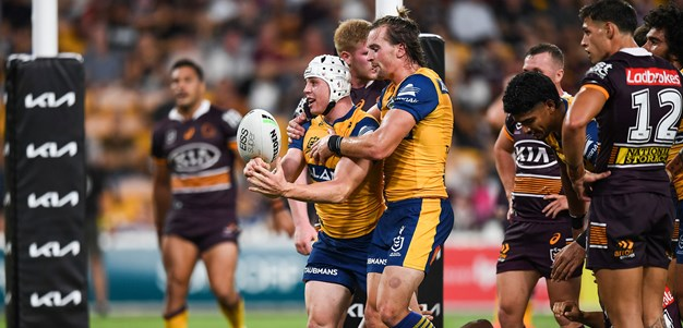Match Highlights: Broncos v Eels