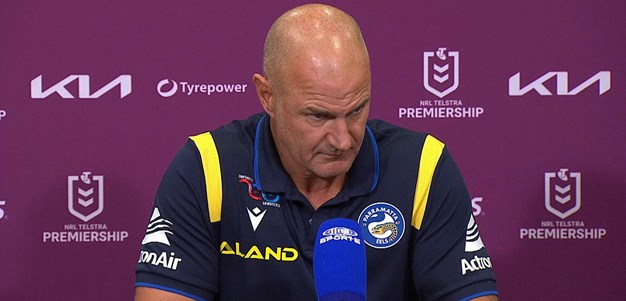 Brad Arthur Press Conference - Round One