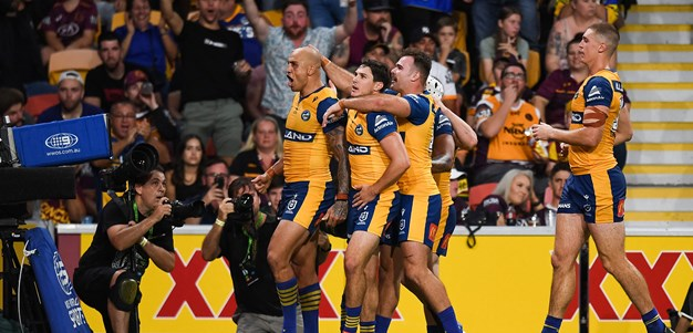 Extended Highlights: Broncos v Eels