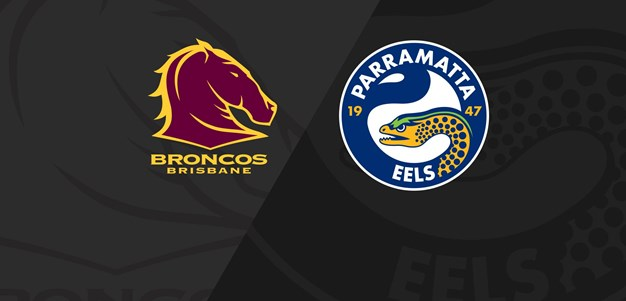 Full Match Replay: Broncos v Eels - Round 1, 2021