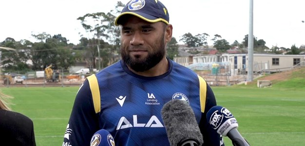 Paulo backs Eels' pack against Raiders