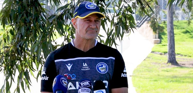 Brad Arthur Captain's Run Media, Round Six