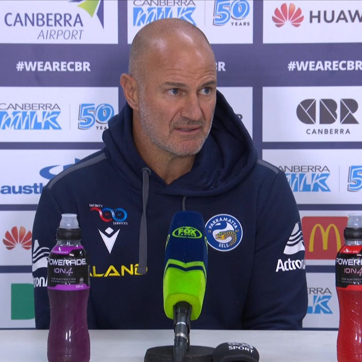 Brad Arthur press conference - Round Six
