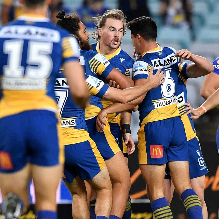 Extended Highlights: Bulldogs v Eels