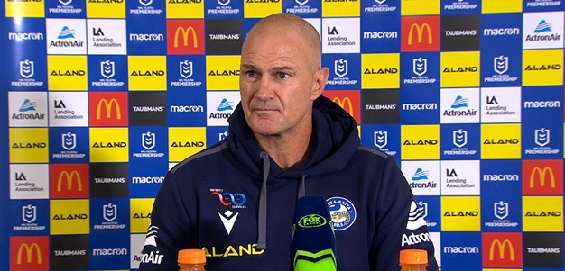Brad Arthur Press Conference - Round Eight