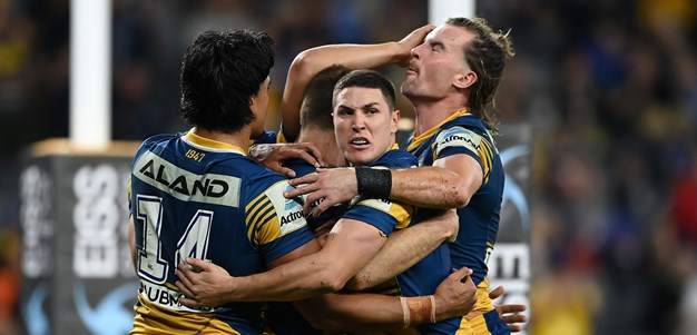 Match Highlights: Eels v Roosters
