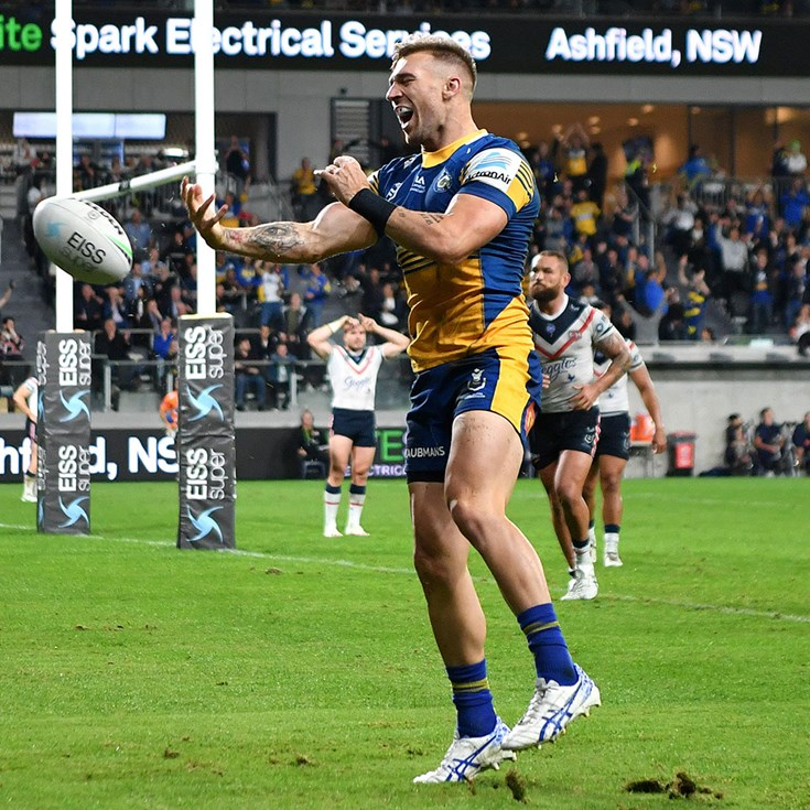 Arthur lauds Parramatta's spinal adjustment