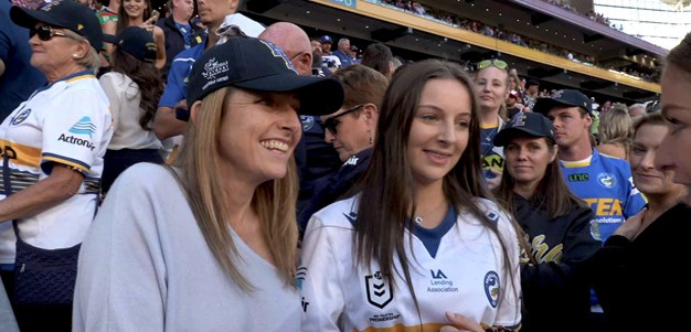 Jake Arthur's mum and sister speak of pride after debut