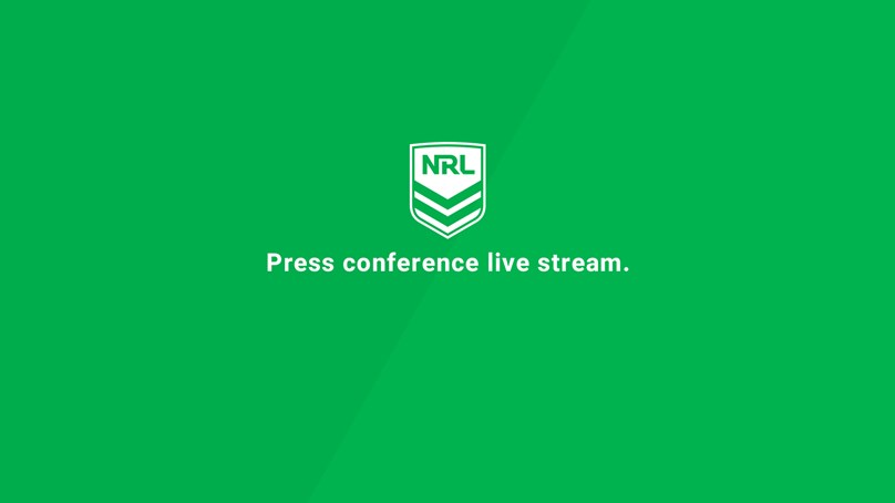 Panthers v Eels post-game live stream - Round 1 2019