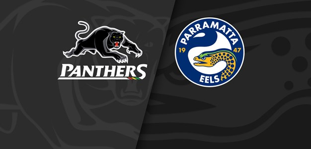 Trial livestream: Panthers v Eels