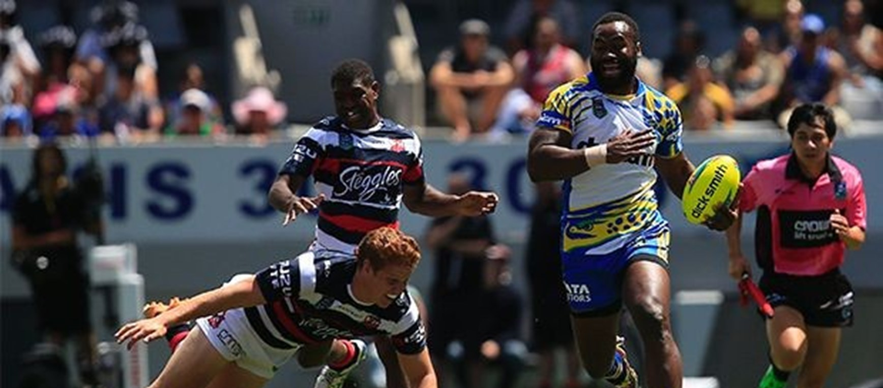 Auckland Nines: Match Day Gallery