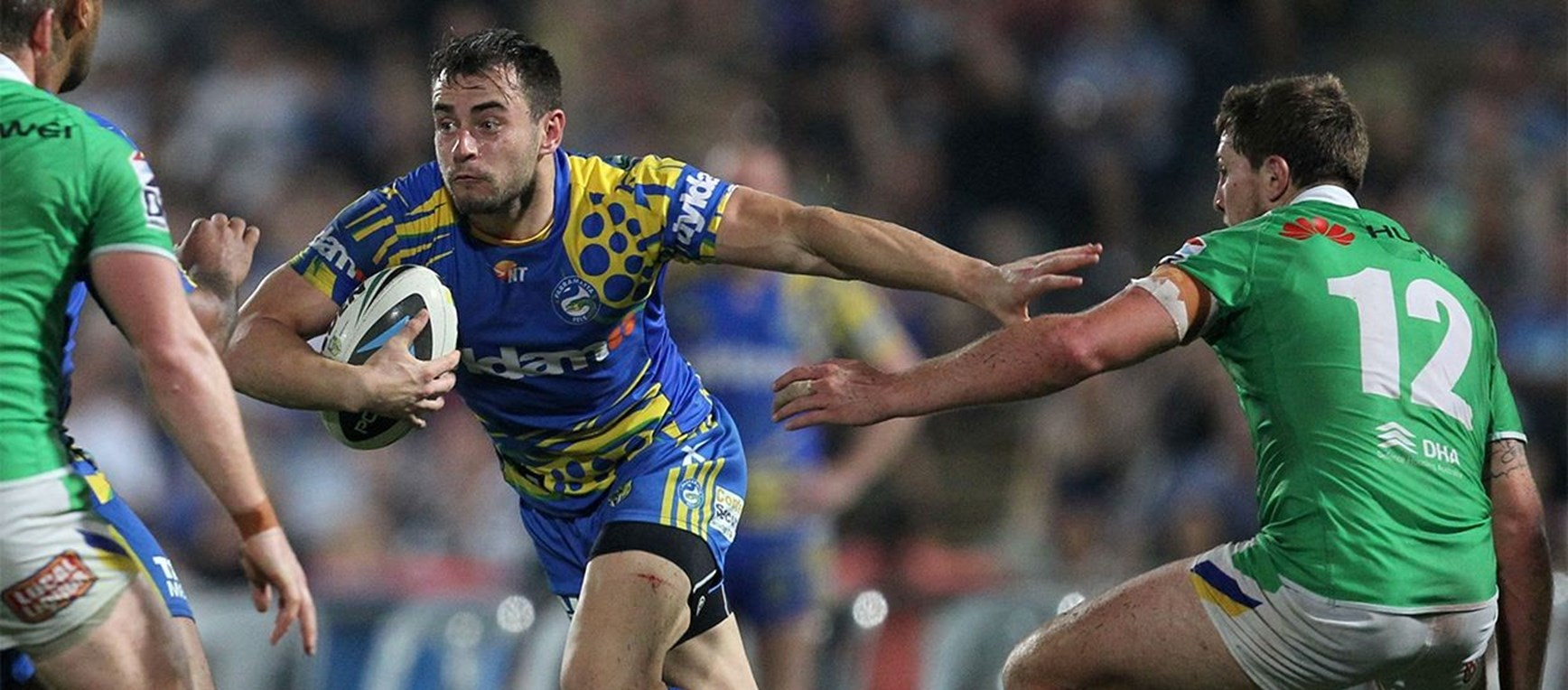 Gallery: Eels v Raiders