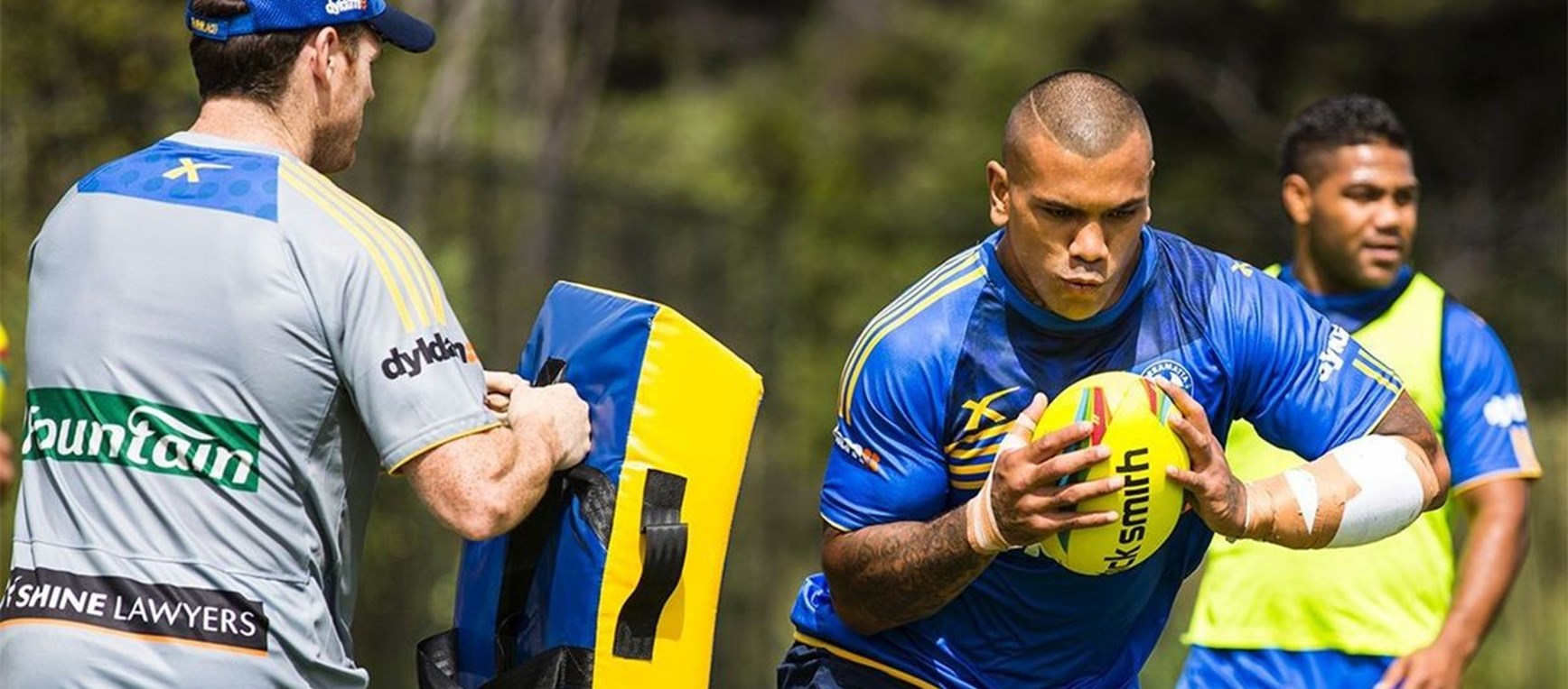 Auckland Nines Training Gallery