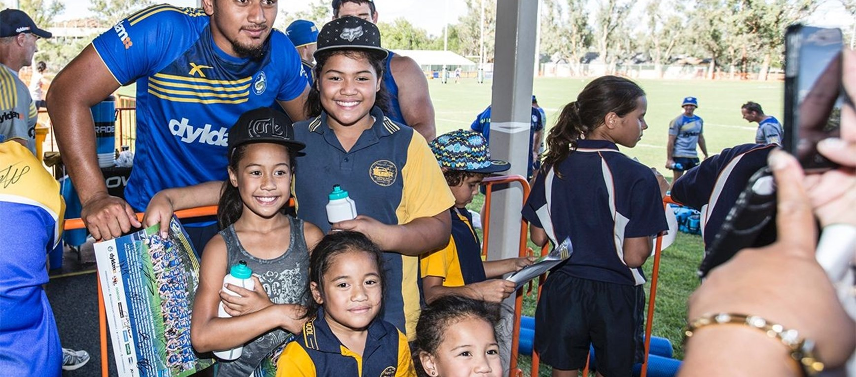 Gallery: Open Training in Alice Springs