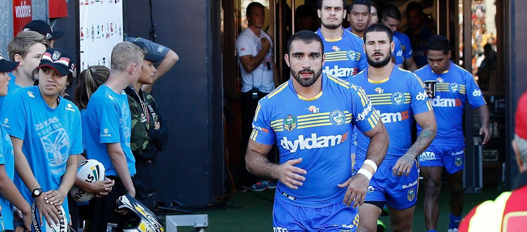 GALLERY | Warriors v Eels - Round Three