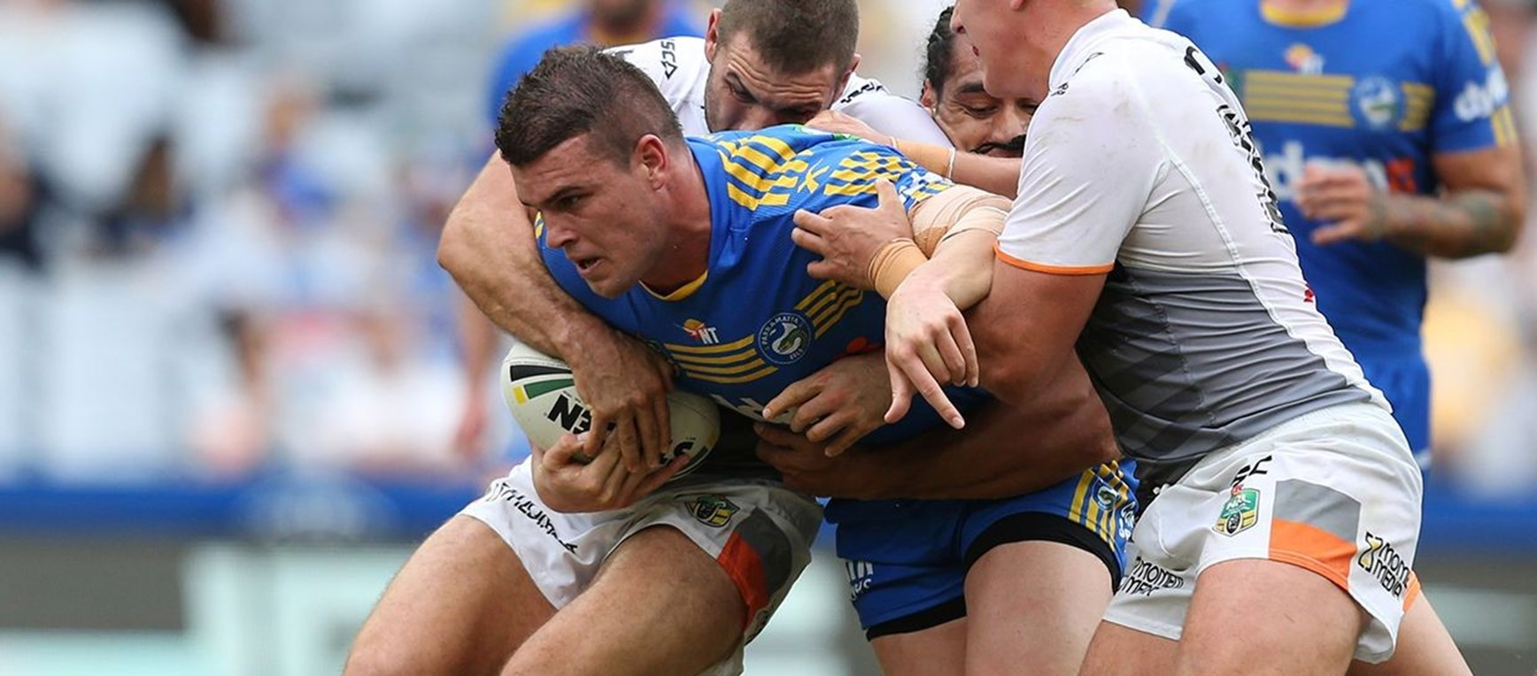 GALLERY | Eels v Tigers - Round 5