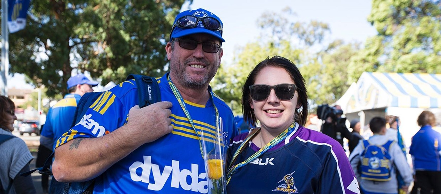 GALLERY | Around the Grounds - Eels v Storm