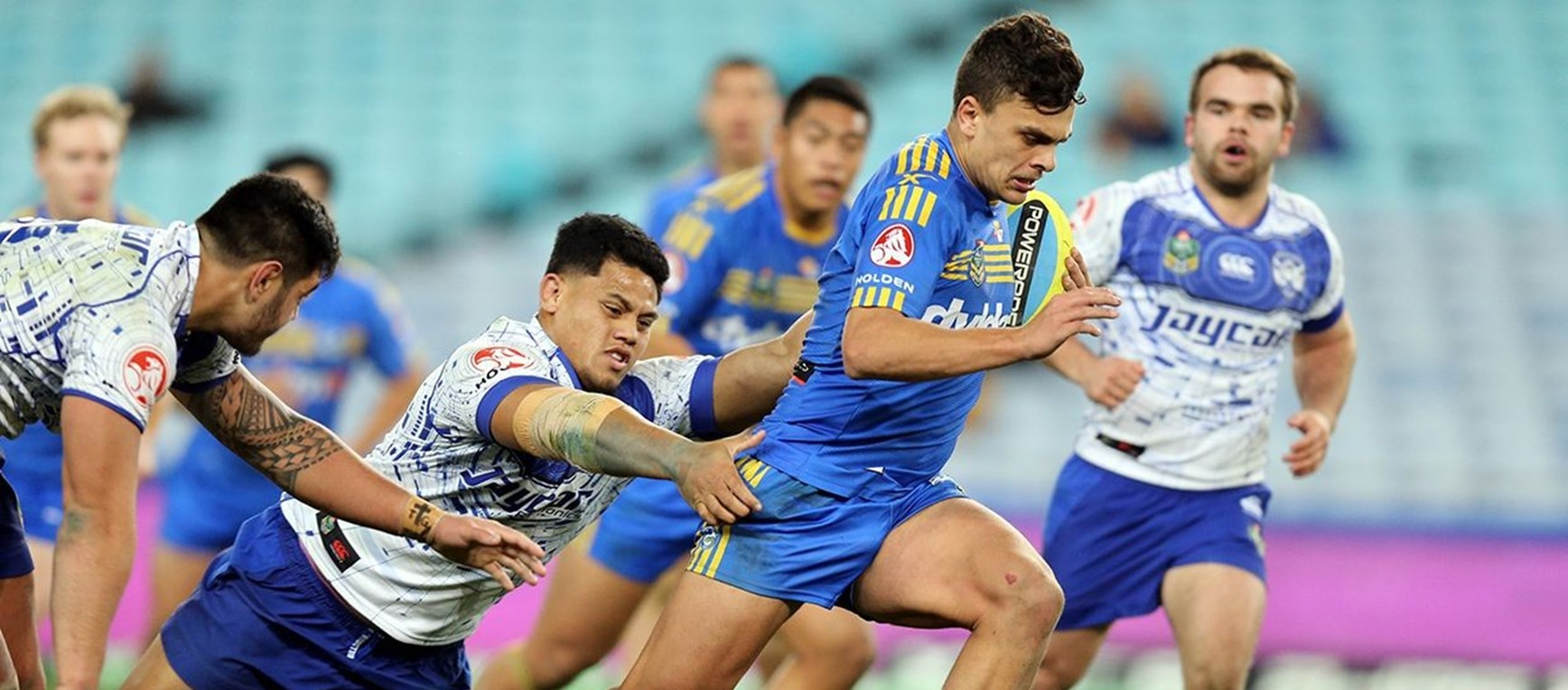 Gallery | Eels NYC in action against the Bulldogs