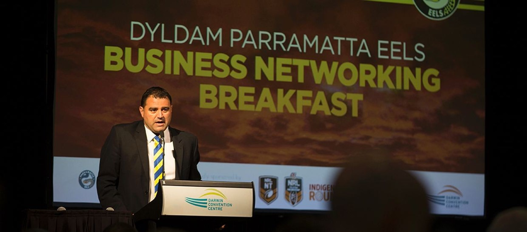 Eels Business Networking Breakfast
