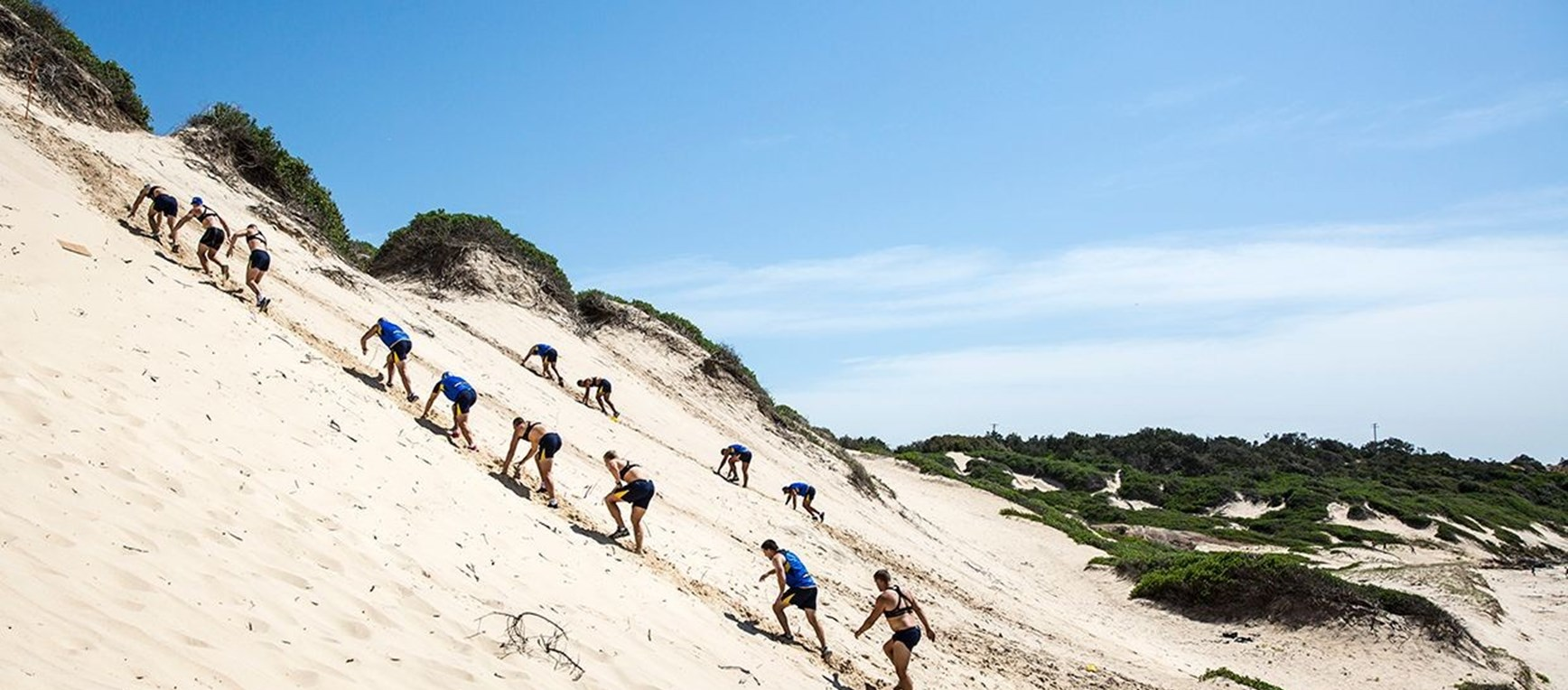 GALLERY | Soldier's Beach Sand Dunes