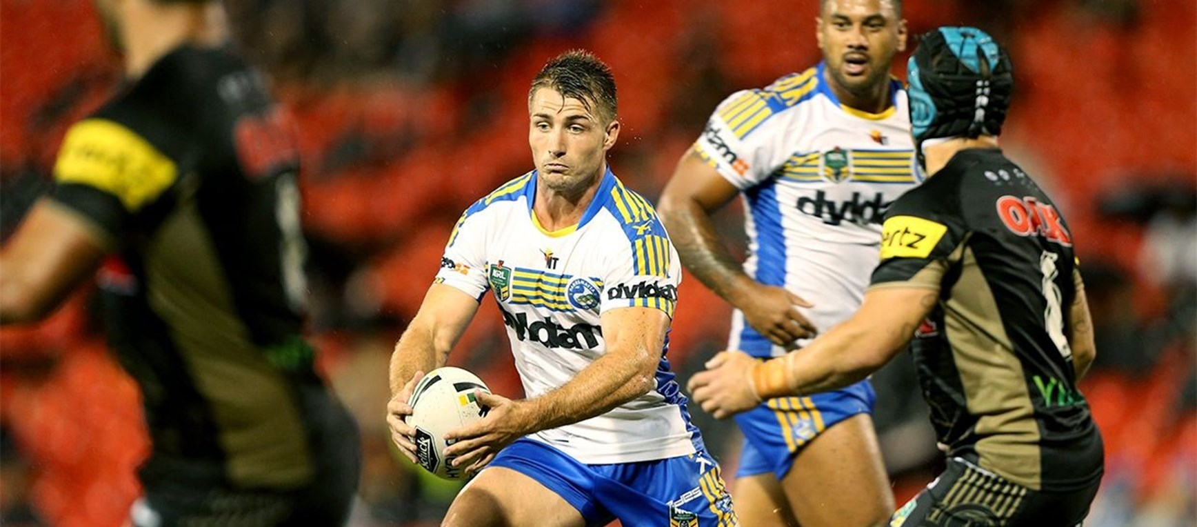 GALLERY | Eels v Penrith Trial
