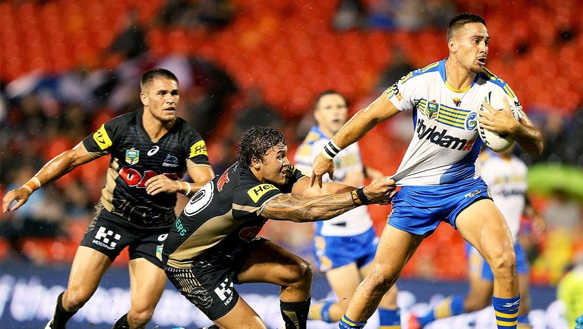 Digital Image by Anthony Johnson copyright © nrlphotos.com 2016 