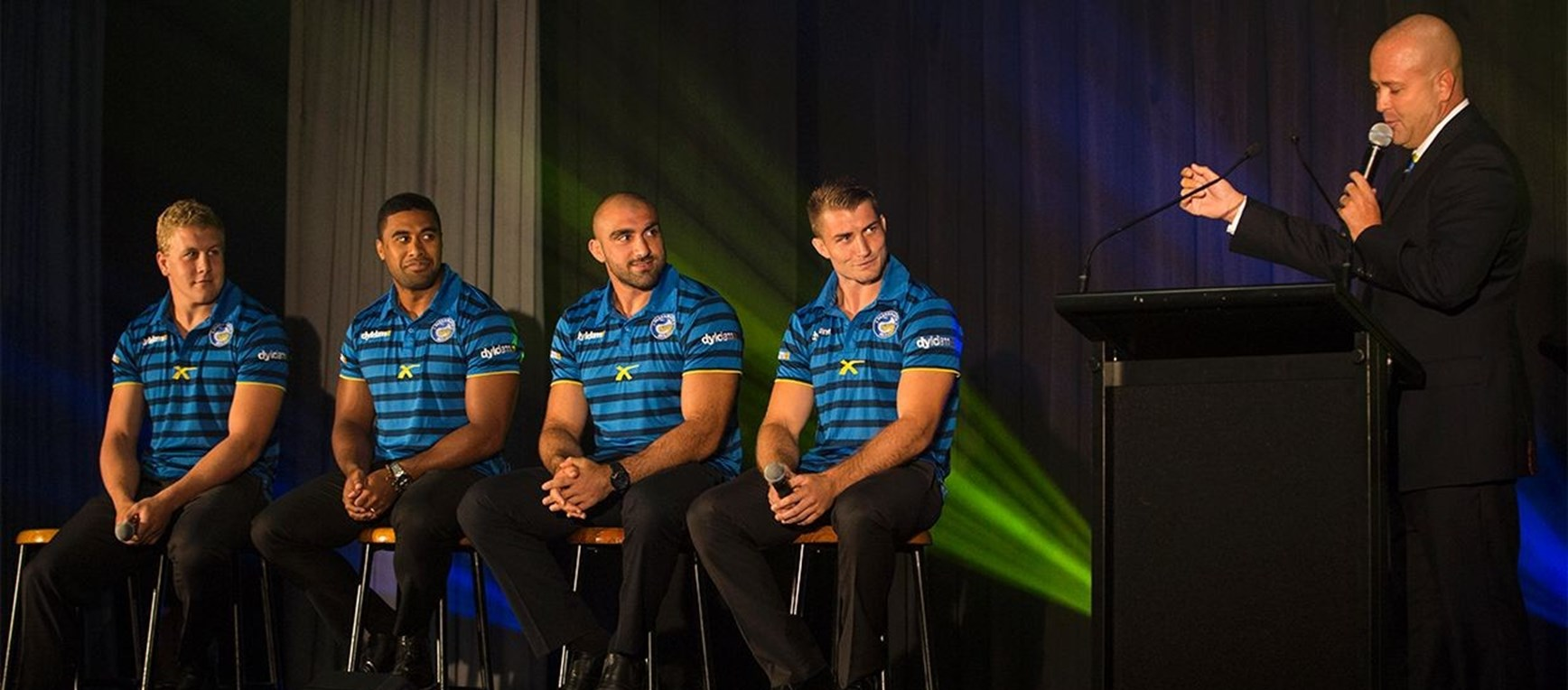 GALLERY | Eels Season Launch 2016