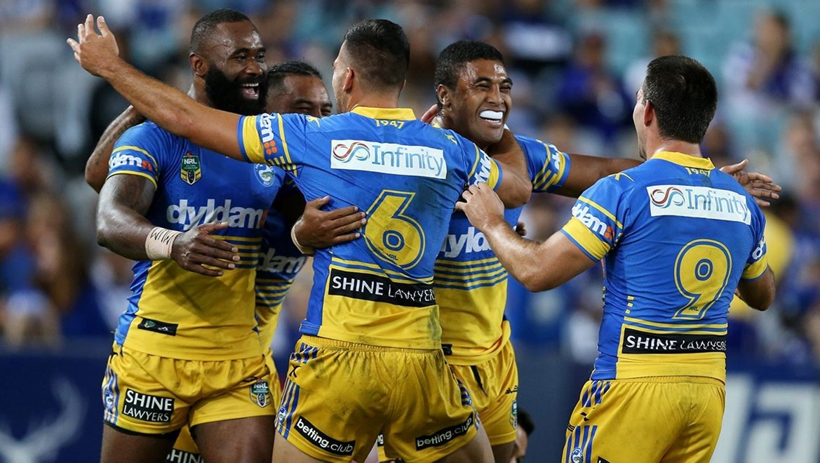 Competition - NRL Premiership - Play NRL Round