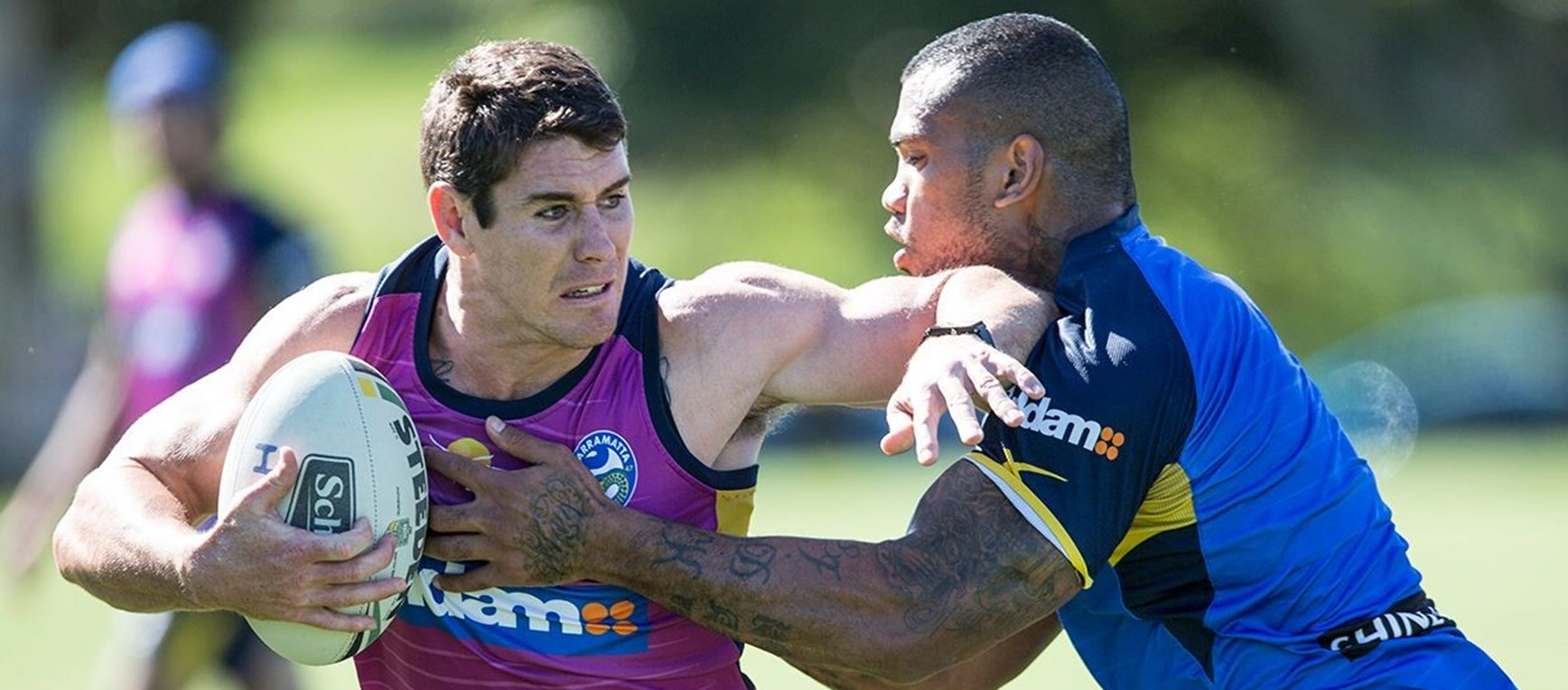 GALLERY | Eels v Wenty Opposed Training Session