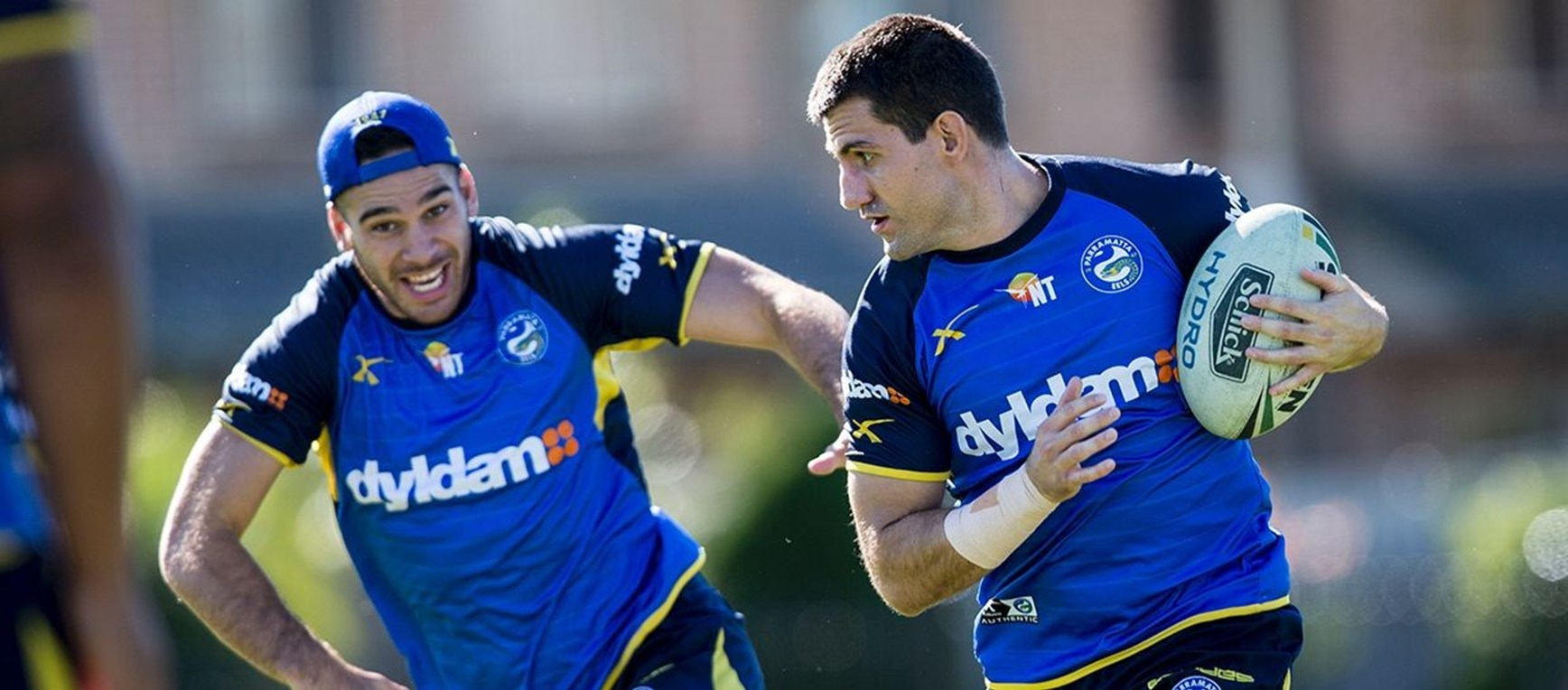 GALLERY | Eels opposed session