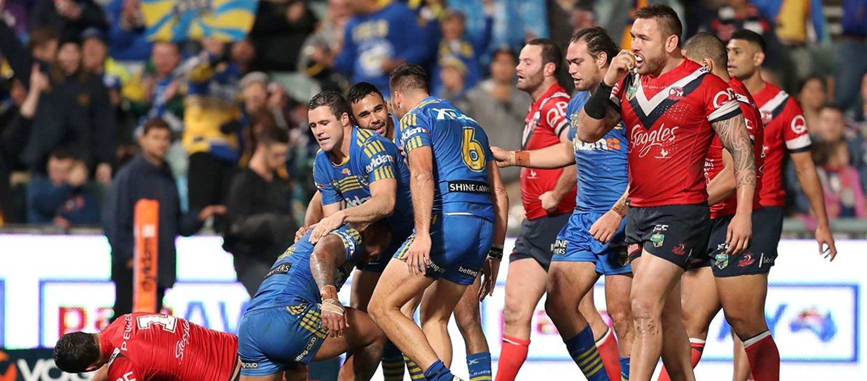 GALLERY | Eels v Roosters, Round 18