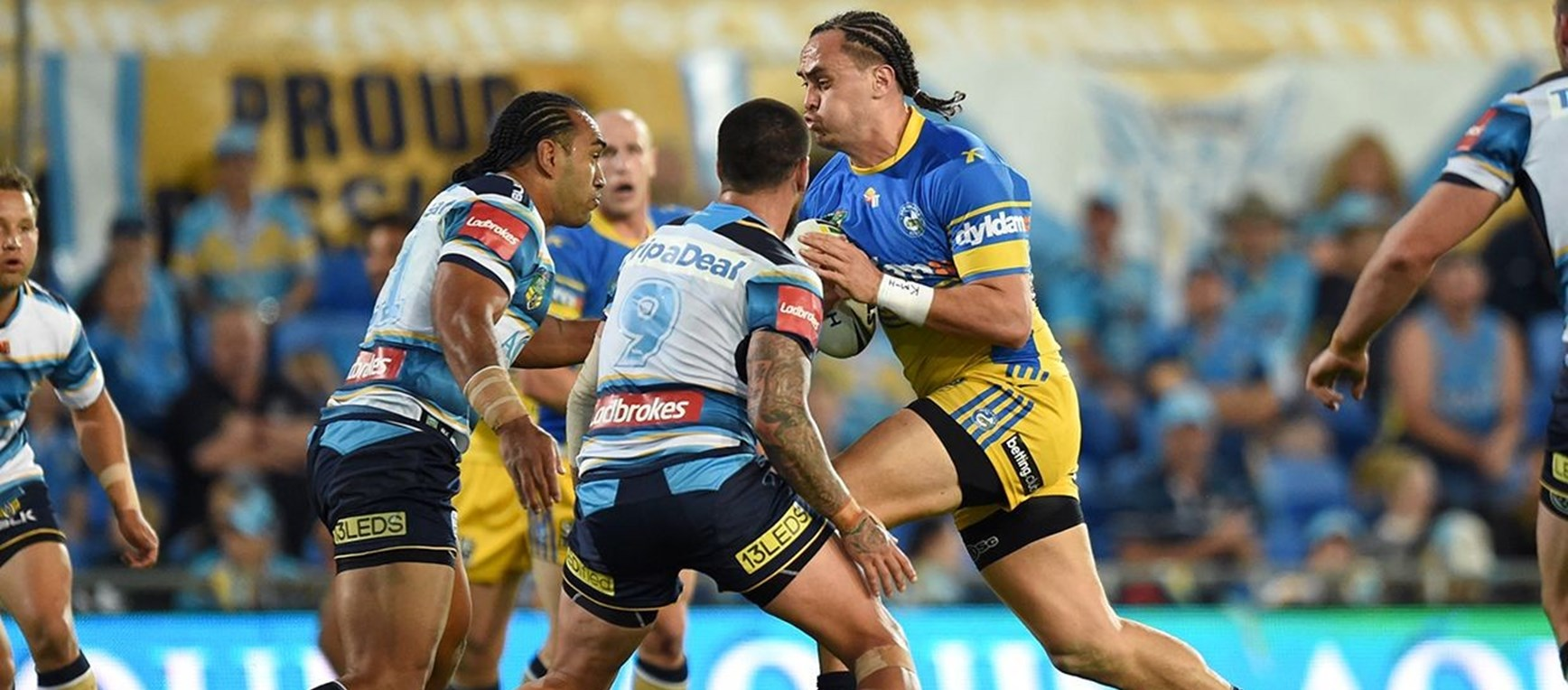 GALLERY | Eels v Titans, Round 20