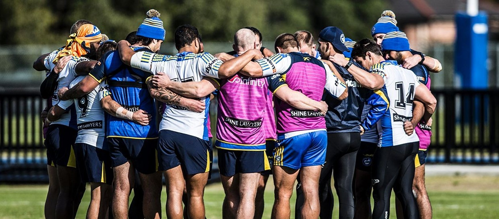 GALLERY | Round 17 Captain's Run