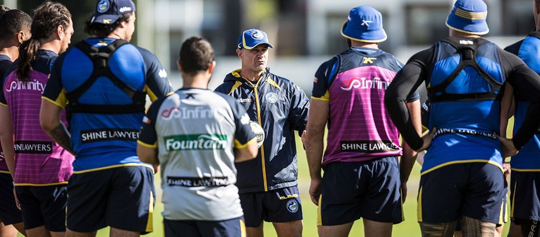 GALLERY | Eels skills and conditioning session