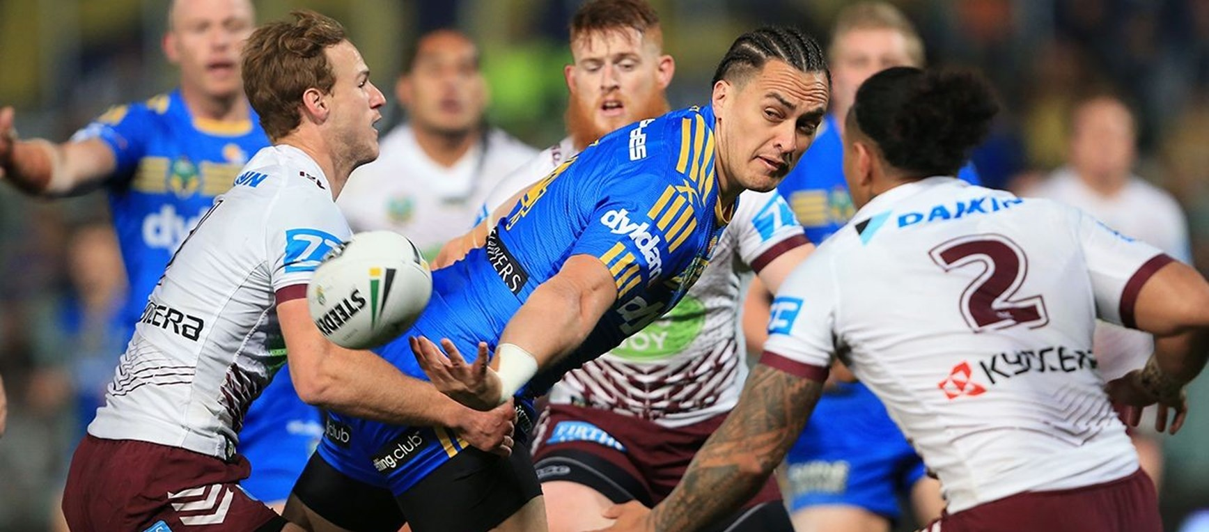Gallery | Eels v Sea Eagles