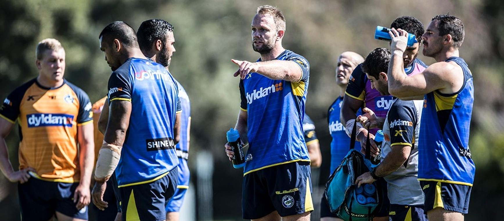 Gallery | Round 24 Training Session