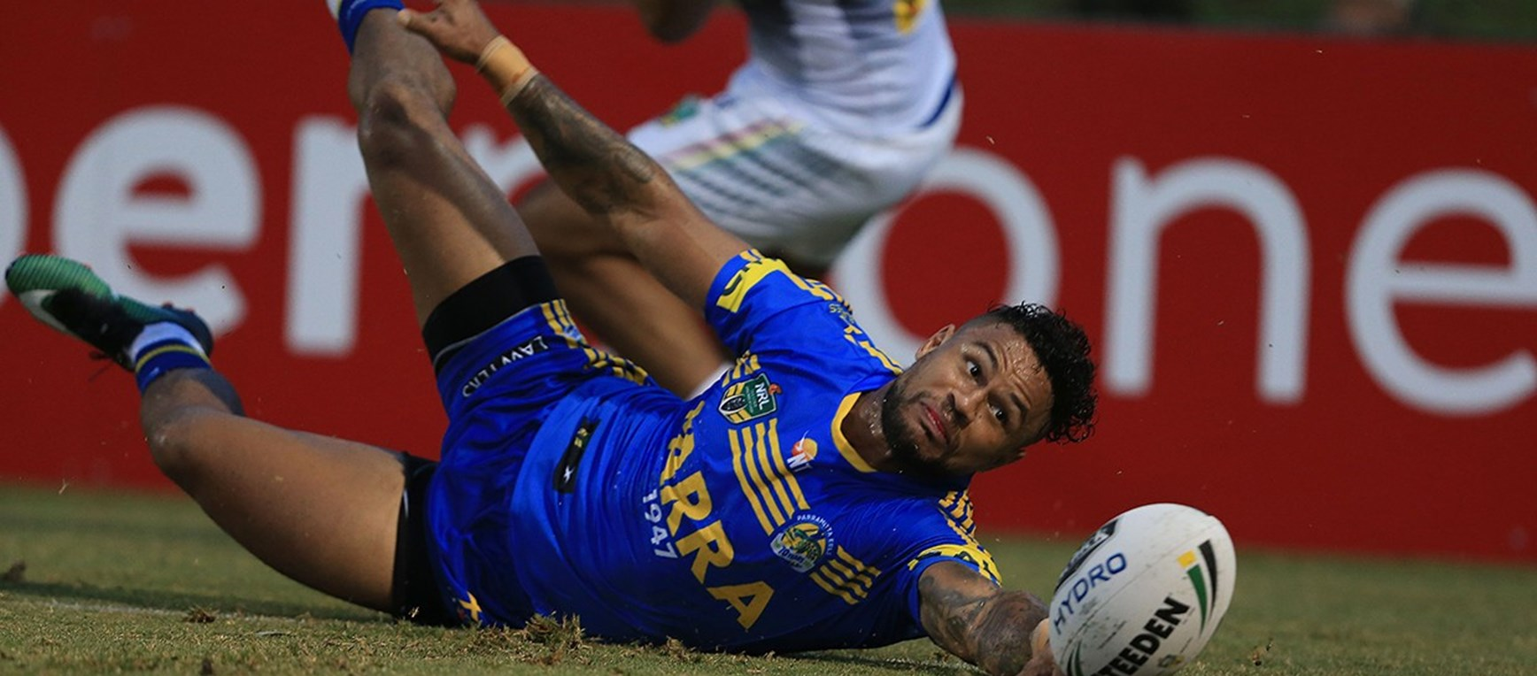 GALLERY | Eels v Panthers trial