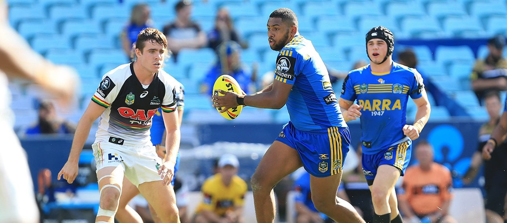 Gallery | High scoring affair in Eels NYC clash